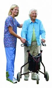 Fall Prevention - Elderly Homecare