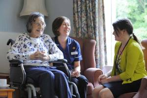 Stroke Recovery - Elderly Homecre