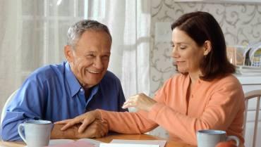 How to Help a Senior Parent Who Refuses Care