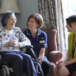 How do you decide on nursing home or home care?