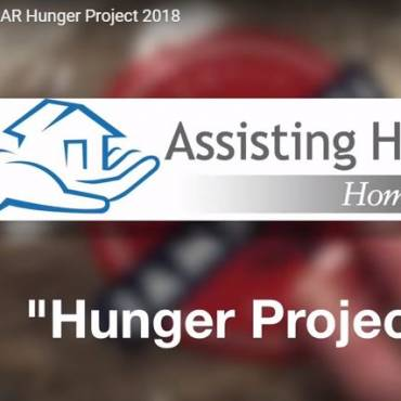 Assisting Hands FEAR Hunger Project 2018
