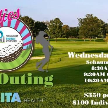 Sponsoring SBA Ladies Golf Outing