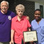 Caregiver of the Month - Elon Nabatanzi