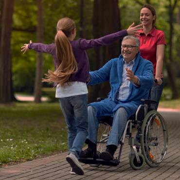 National Family Caregivers Month – Honoring the Sacrifice of Family Caregivers