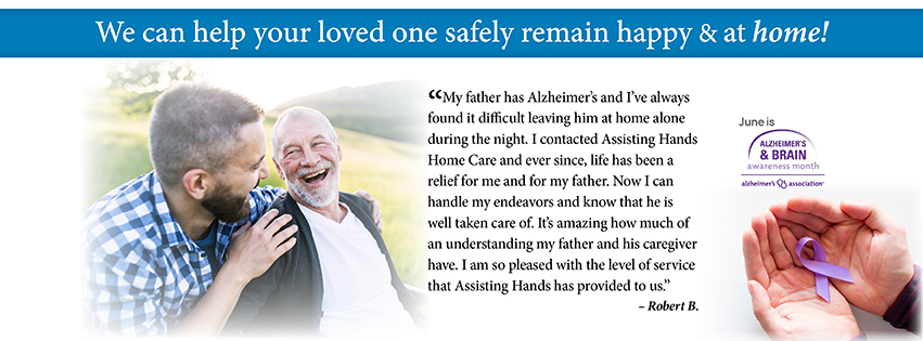 Alzheimers care review