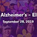Support our Walk to End Alzheimer's Fundraising Efforts
