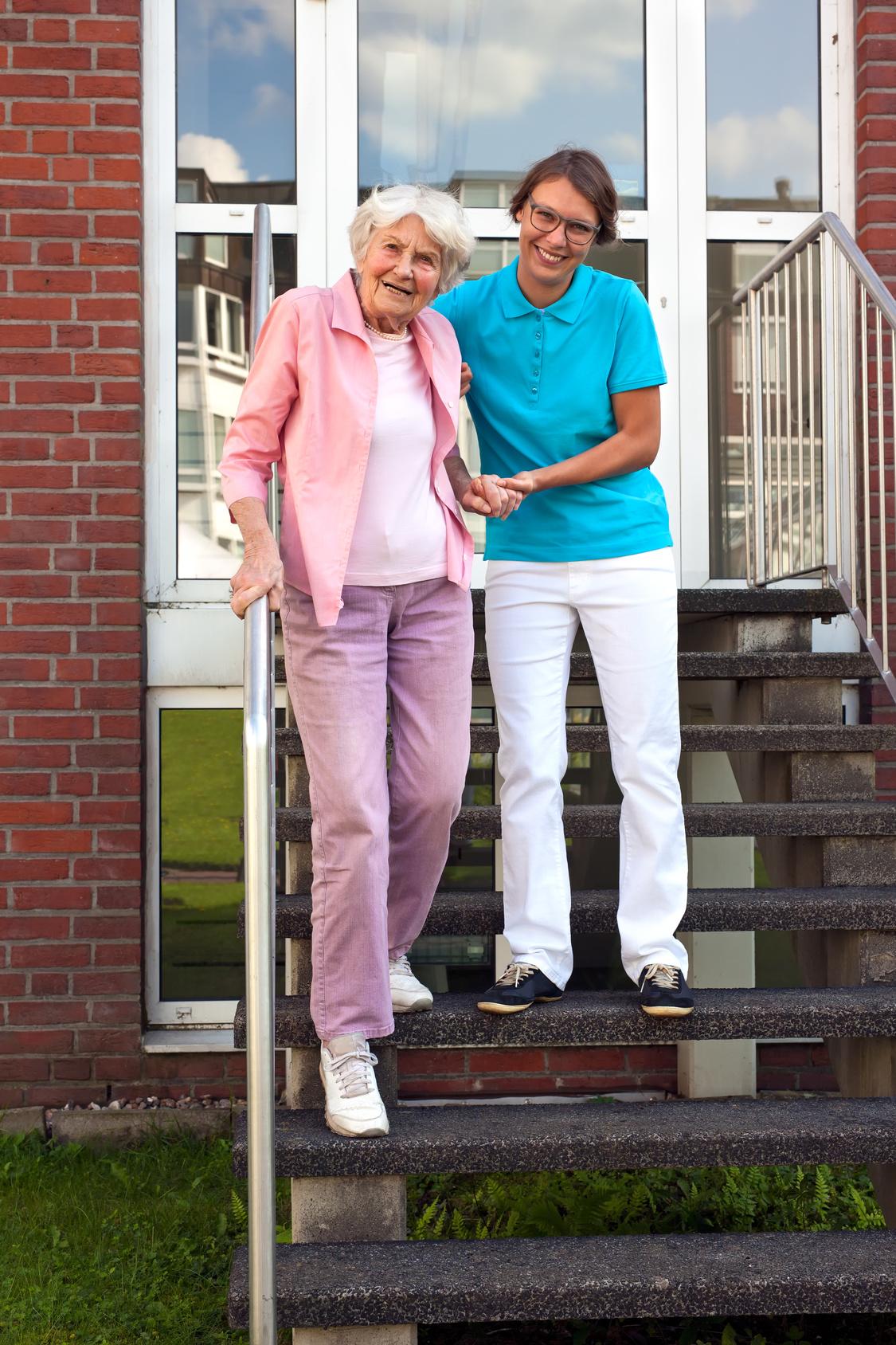 senior-care-caregiver