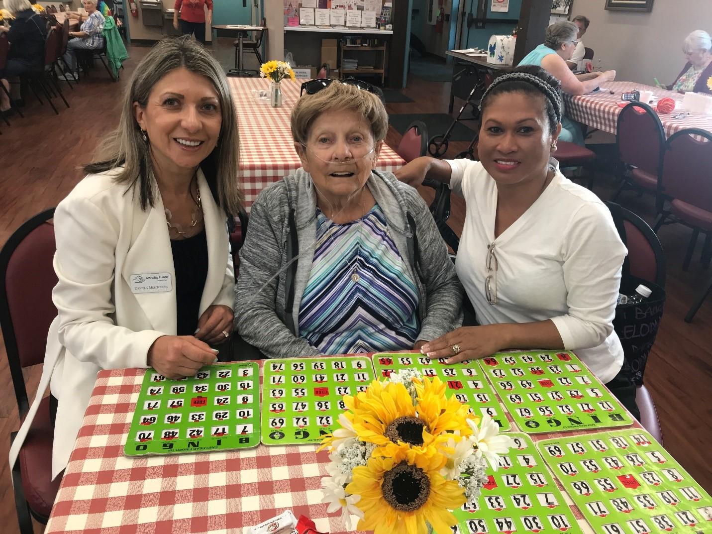 Assisting-Hands-Home-Care-Schaumburg-Sponsors-Bingo