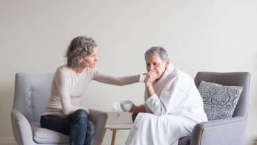 Anxiety Disorders Among Senior Citizens