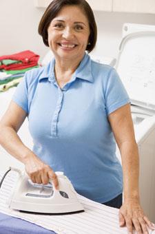 Caregiver-Ironing-Light-Housekeeping
