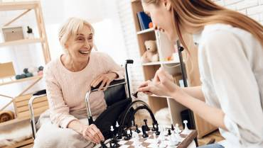 8 Fun Stay At Home Activities for Seniors