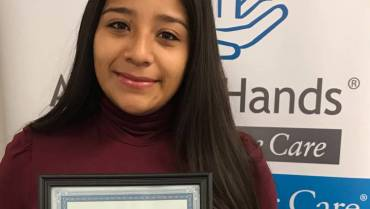Assisting Hands Schaumburg November Caregiver of the Month: Leticia