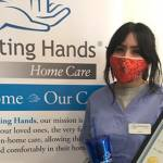 Above and Beyond Caregiver of the Month: Jasmin