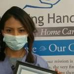 Assisting Hands Park Ridge Caregiver of the Month: Andrea