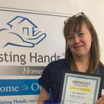 Assisting Hands Schaumburg Caregiver of the Month: Evelyn